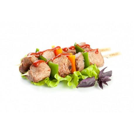 Свиной шашлык (терияки маринад)